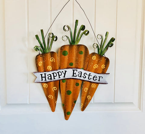 Happy Easter Sign - Knot and Nest Designs