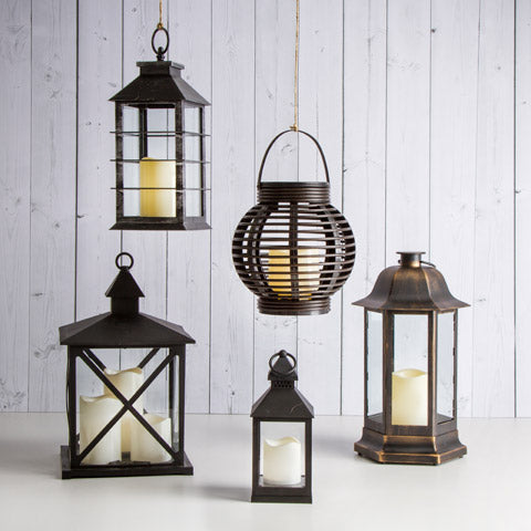 Rustic Lantern - Choose your style