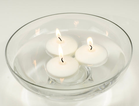 12 pack floating candles - Knot and Nest Designs