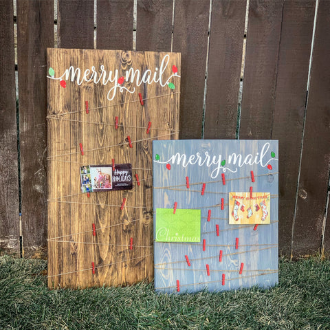 Merry Mail - Knot and Nest Designs