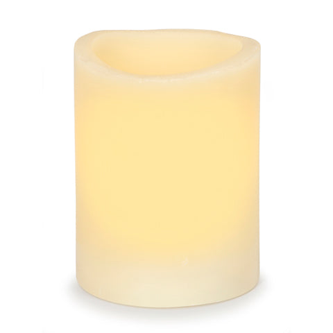 Battery Operated Pillar Candle