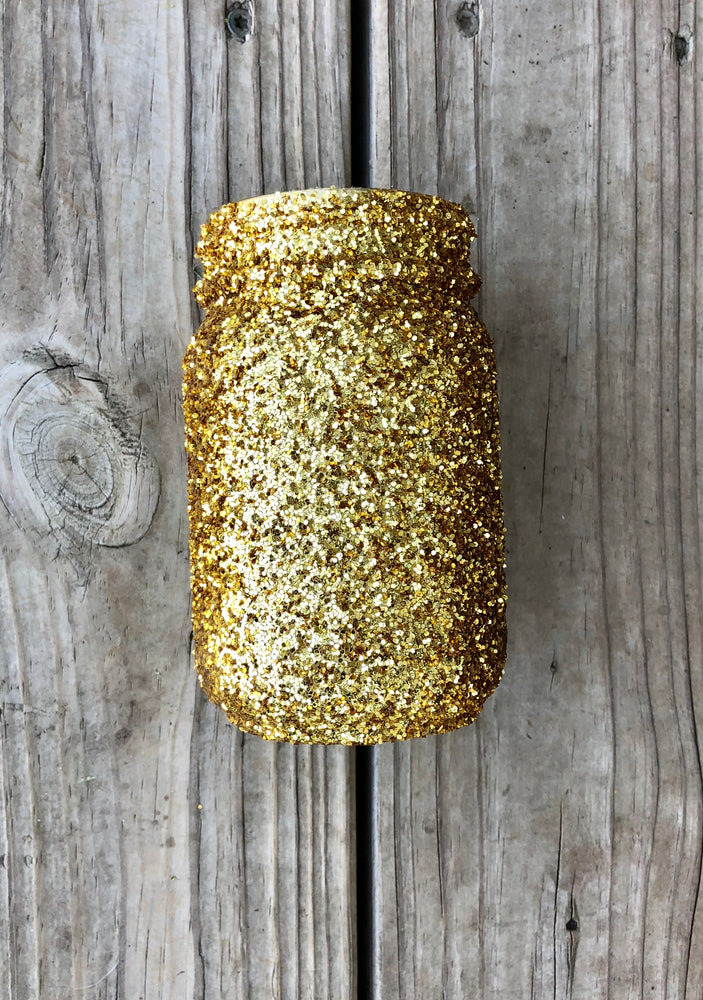 Load image into Gallery viewer, Pint Glitter Mason Jars - Knot and Nest Designs