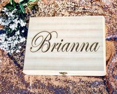 Bridesmaid Box - Knot and Nest Designs