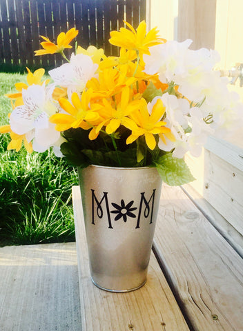 Mother's Day gift - flower vase