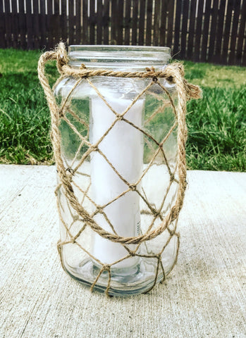 Rustic Vase - Knot and Nest Designs