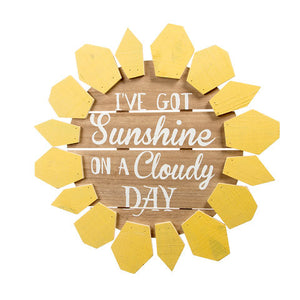 I've Got Sunshine Sign - Knot and Nest Designs