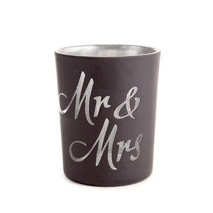 Load image into Gallery viewer, Mr. and Mrs votives - 12 Pack - Knot and Nest Designs