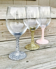 Drinking glasses - Knot and Nest Designs