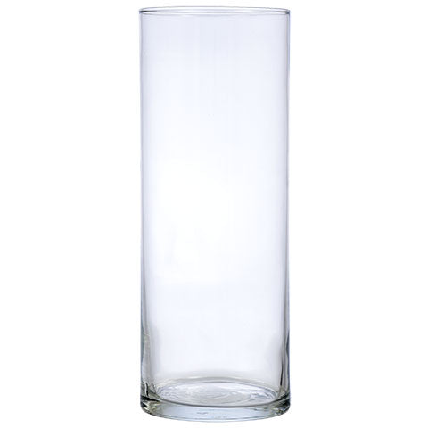 10 pack of Glass Cylinder Vases - Knot and Nest Designs