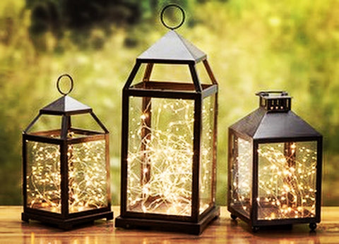 5 pack fairy lights - Knot and Nest Designs