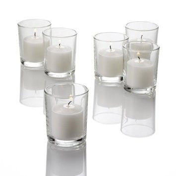 72 candles and votives - Knot and Nest Designs