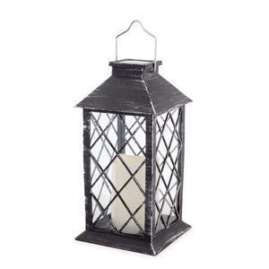 Load image into Gallery viewer, Antique Victorian Lantern Solar - Knot and Nest Designs