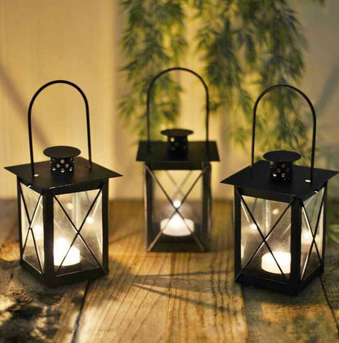 Lanterns 6 pack - Knot and Nest Designs
