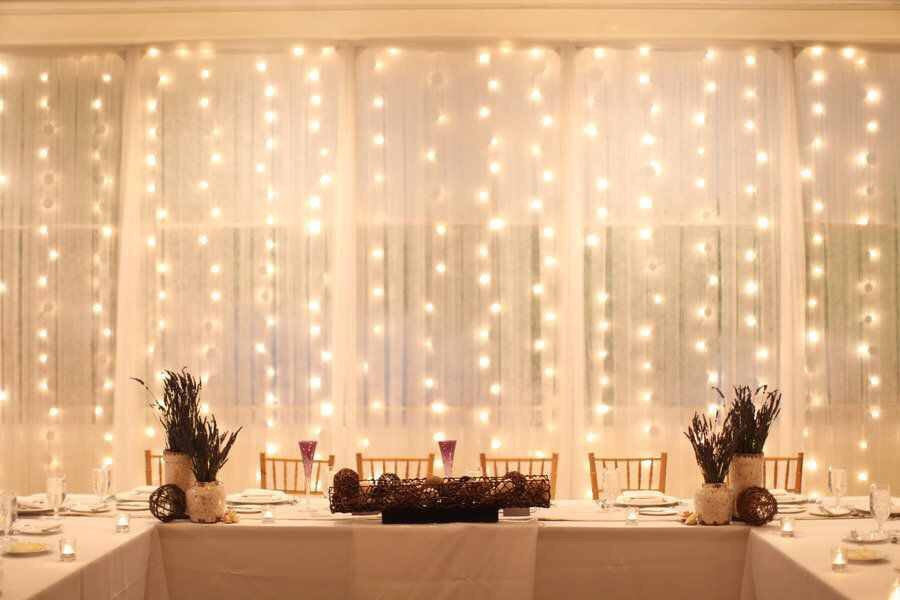 600 White strand Lights - Knot and Nest Designs