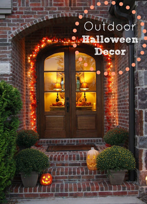 100 count Halloween Lights - Knot and Nest Designs