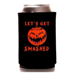 2 pack Halloween can coolers - Knot and Nest Designs