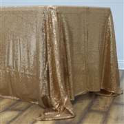 Sequin Tablecloth rectangular and round - Knot and Nest Designs