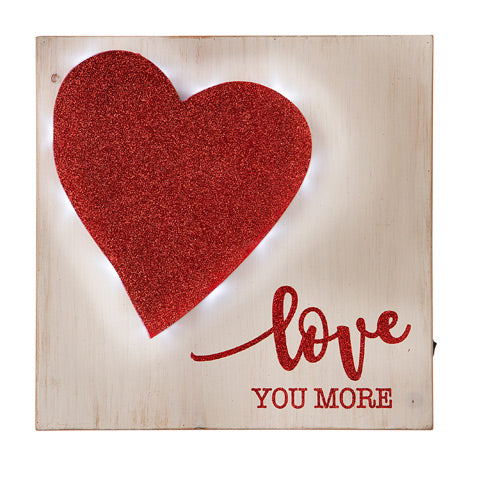 Love you More - Knot and Nest Designs