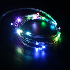 Multicolor Fairy lights - Knot and Nest Designs