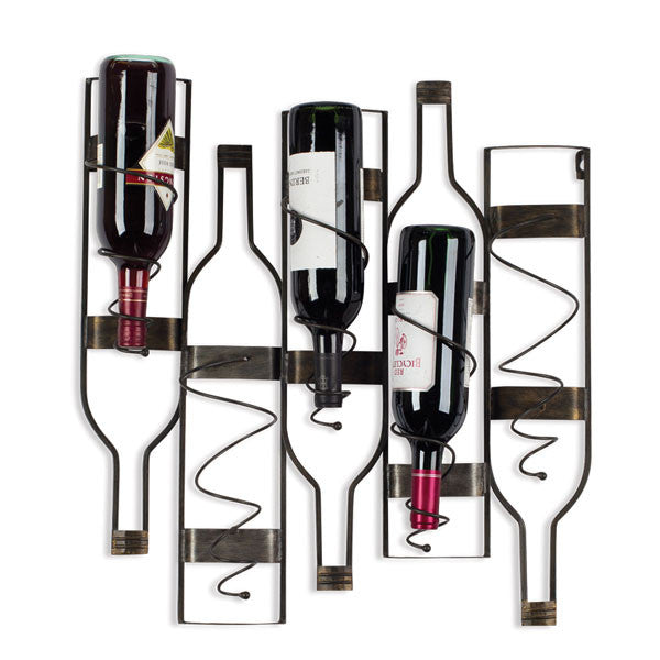 Large Wine Bottle Holder