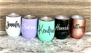 Customized Insulated tumbler