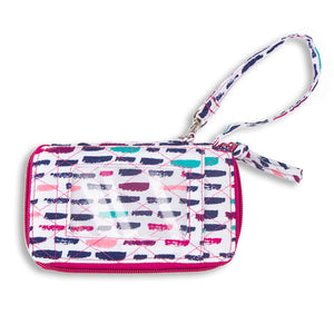 Load image into Gallery viewer, Wristlet Phone/Wallet choose your style - Knot and Nest Designs