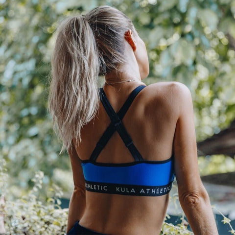 Kula Athletic Australian Activewear Yoga Clothing Coco and Milly Bra