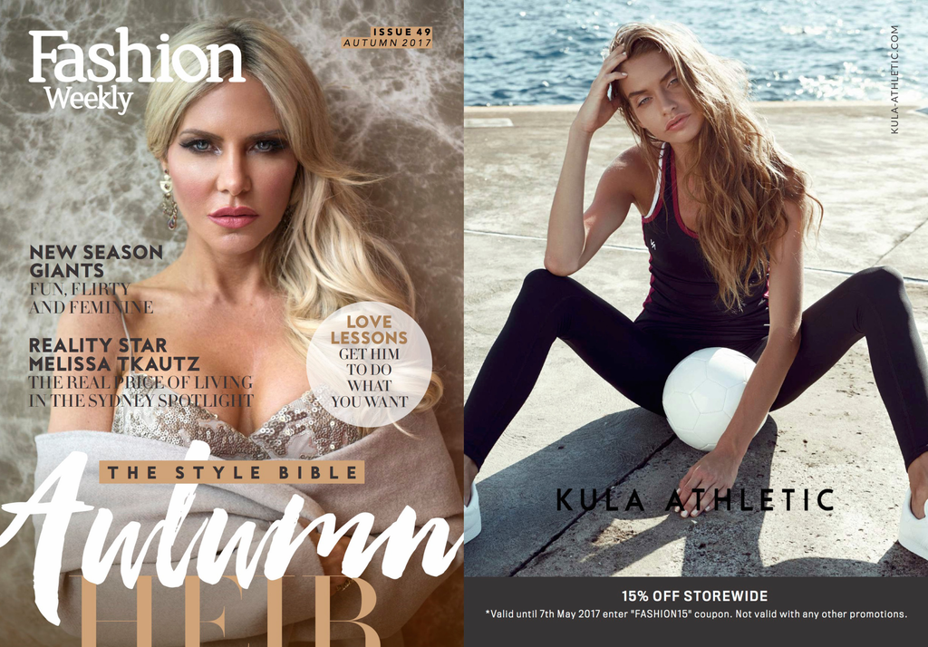 Fashion Weekly Kula Athletic Feature