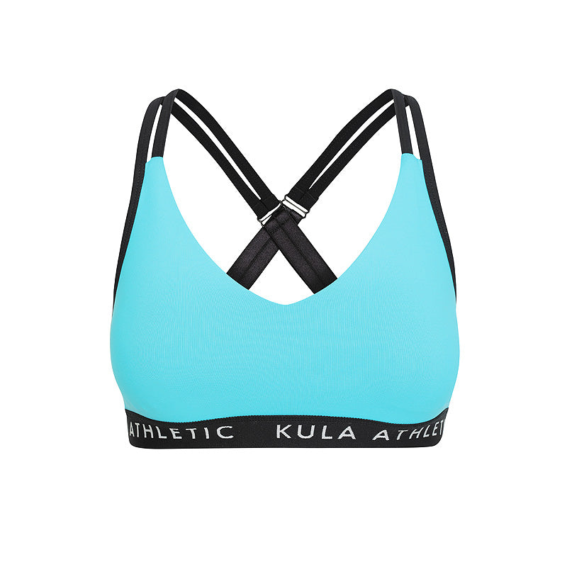 Coco & Milly Bra in Aqua