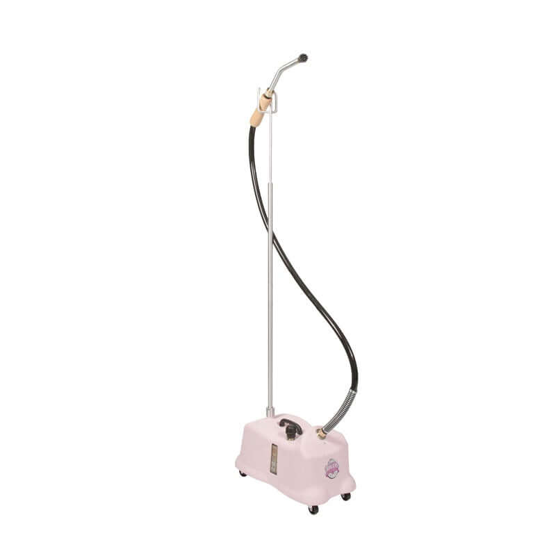Jiffy Pro-Line Cleaning Steamer complete pink