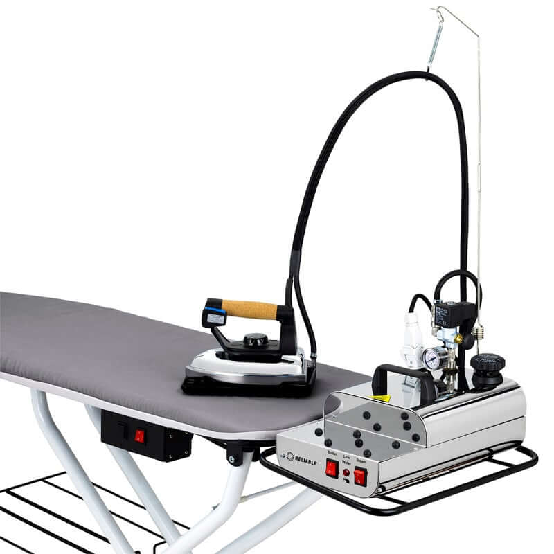 Reliable The Board 500VB Vacuum & Up-Air Pressing Table Ironing Board