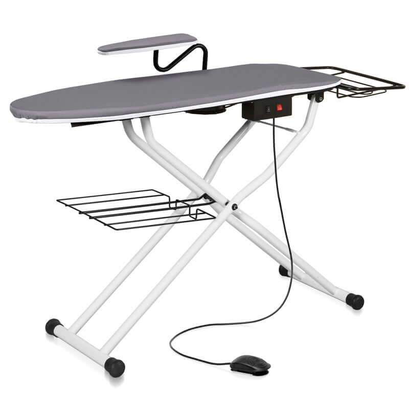 Reliable The Board 500VB Vacuum & Up-Air Pressing Table Ironing Board sleeve buk