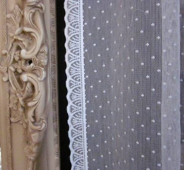 Amanda Scottish Lace Curtains Tb Stores