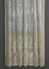 Balmore Cotton Polyester Lace Curtains - American Balmore Lace Curtains - Sale - Ivory