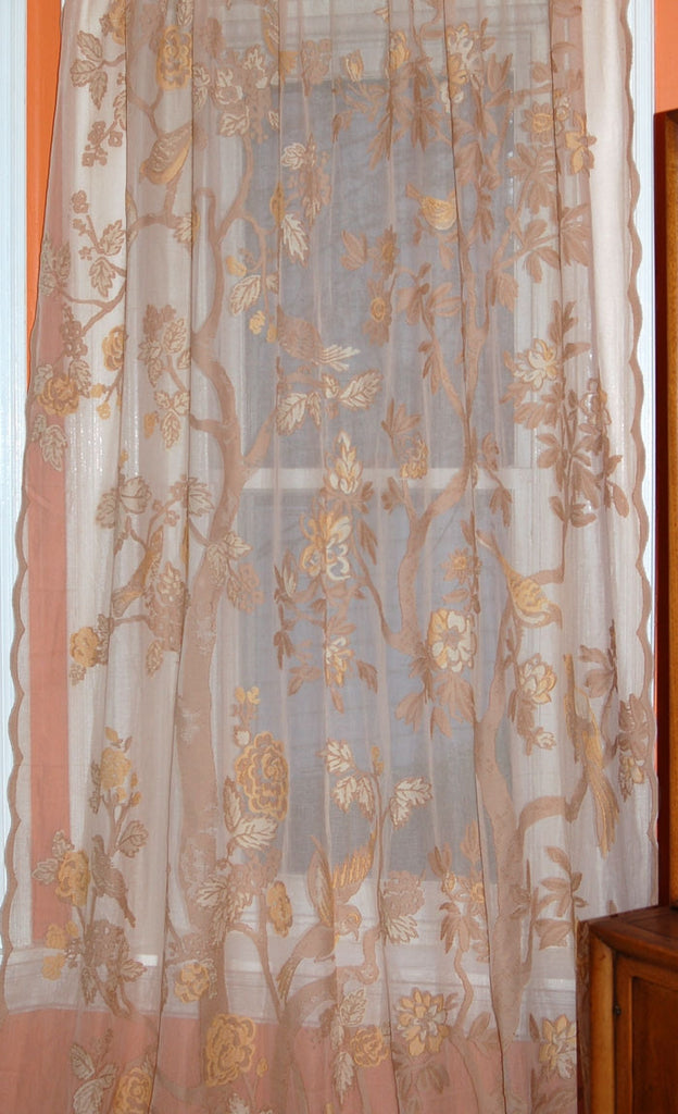 paradiso scottish lace curtains fine madras