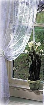 Amanda Scottish Lace Curtains
