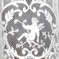 Cherub Scottish Lace Curtains