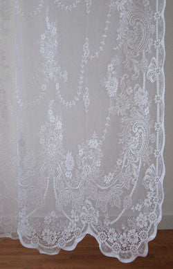Iona Scottish Lace Curtains