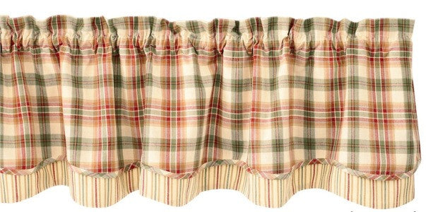 Lemon Pepper Country Curtains - Sold Out