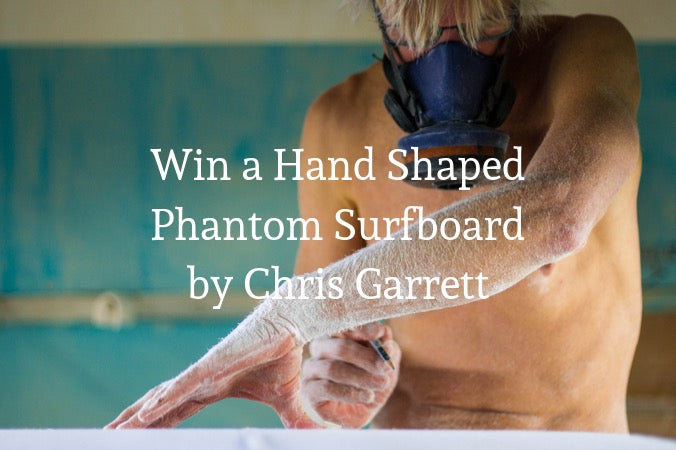 Win a Phantom Surfboard