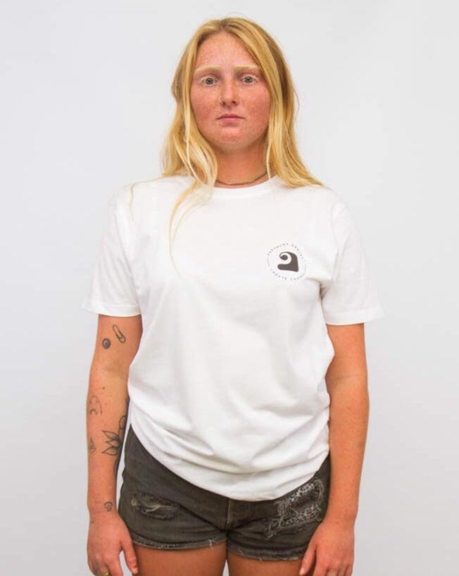 HAMMERHEAD TEE - panamunaproject Ethical, Organic & Sustainable T-shirts