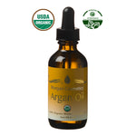 100% USDA Certified Organic Argan Oil