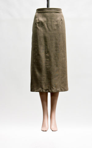 Unknown Women Skirts Size - 12 PETITE (P)