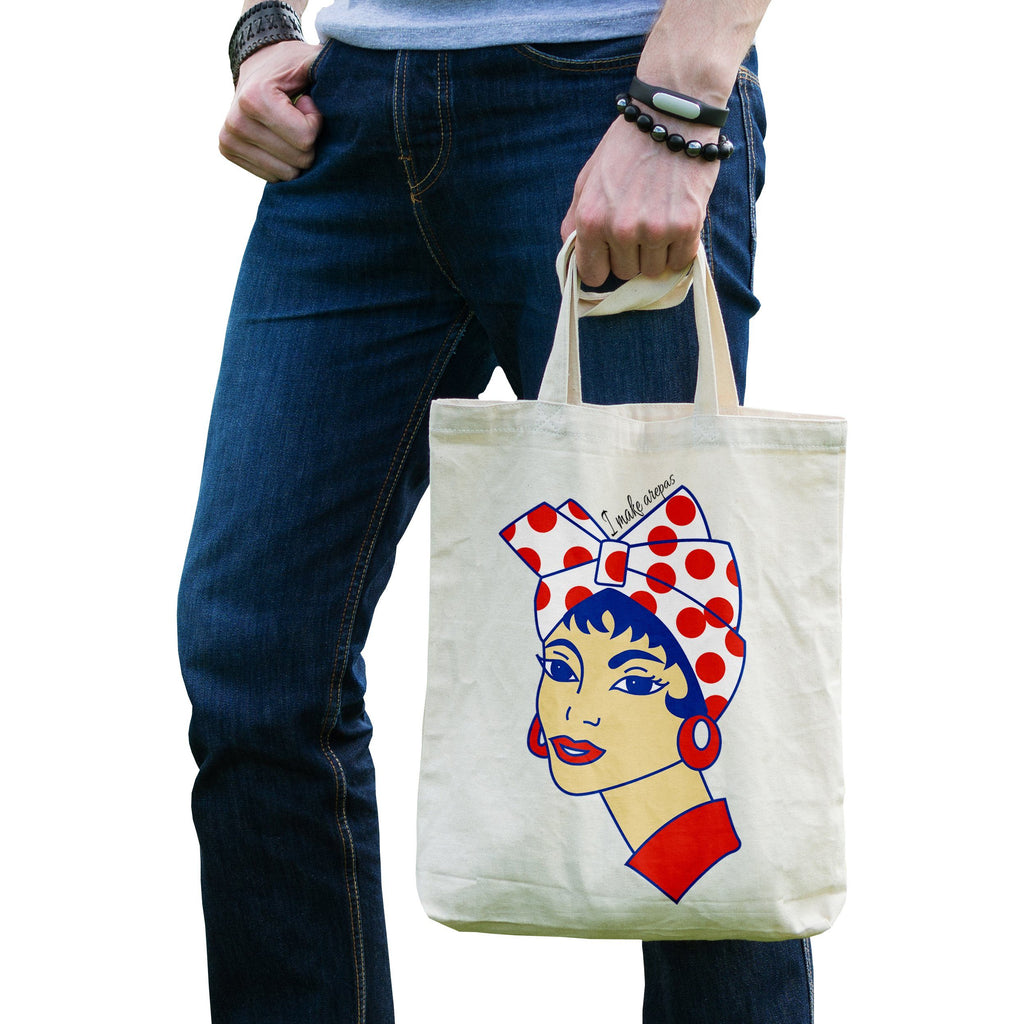 Bolsos - Bolso Modelo Miss Arepa De Clever Outdoor Advertising