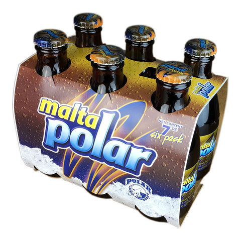 Chucherías - Malta Polar - 6-pack