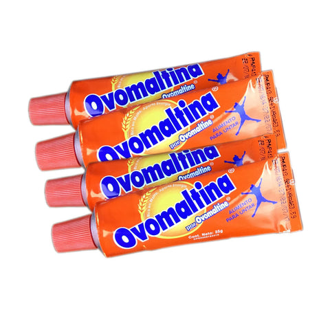 Chucherías - Ovomaltina - 4 Pack