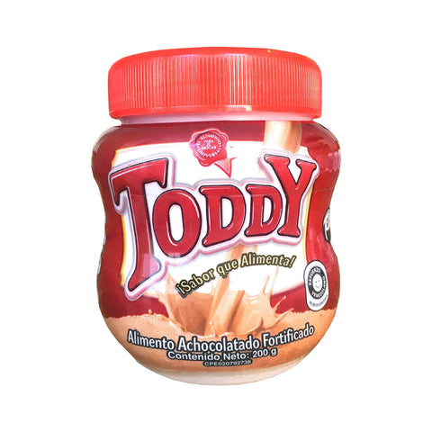 Chucherías - Toddy - Pote De 200g