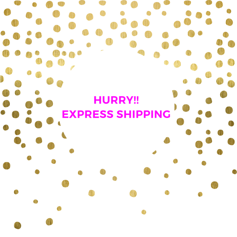 SHIPPING EXPRESS  - Jewellery Only - Merci Perci