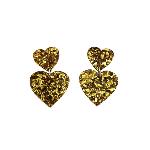 GOLDEN HEARTS - Merci Perci