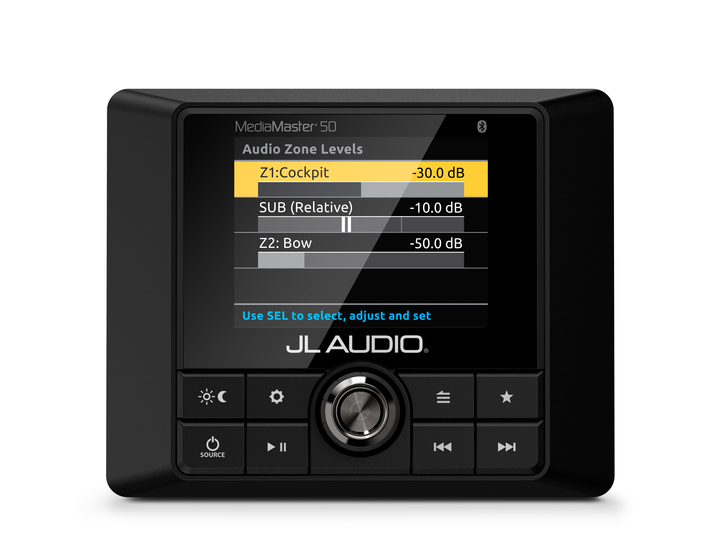 JL Audio - MM50